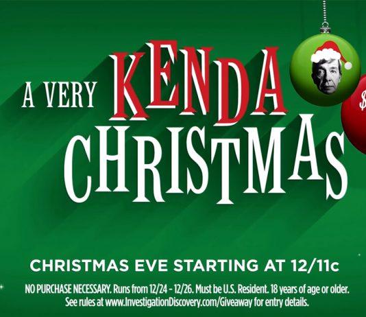 Very Kenda Christmas Giveaway 2017