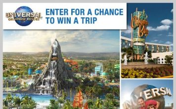 Access Hollywood's Volcano Bay Sweepstakes Word Of The Day