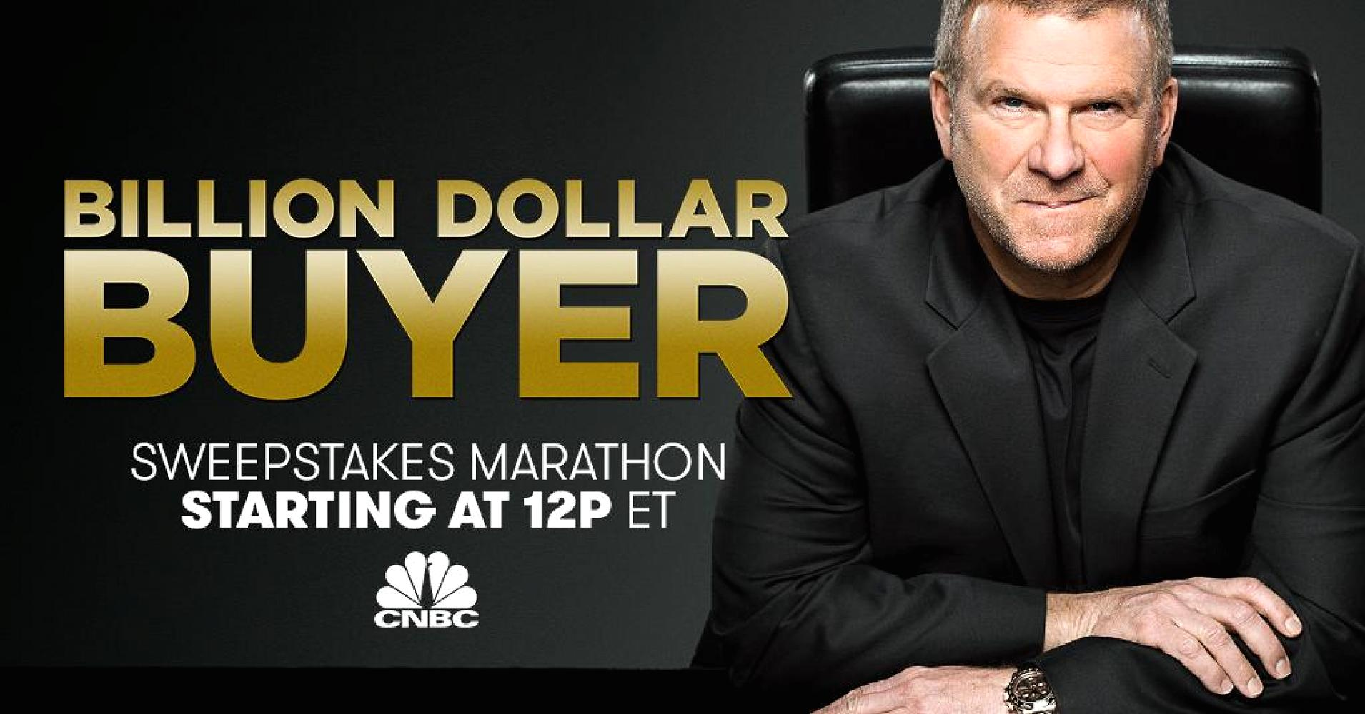 Billion Dollar Buyer Sweepstakes: New Code Added Each Hour! - Winzily