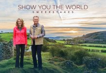 Wheel Of Fortune Show You The World Sweepstakes (Puzzle Of The Day)