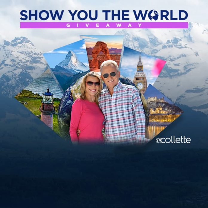 Wheel Of Fortune Show You The World Collette Sweepstakes 2021