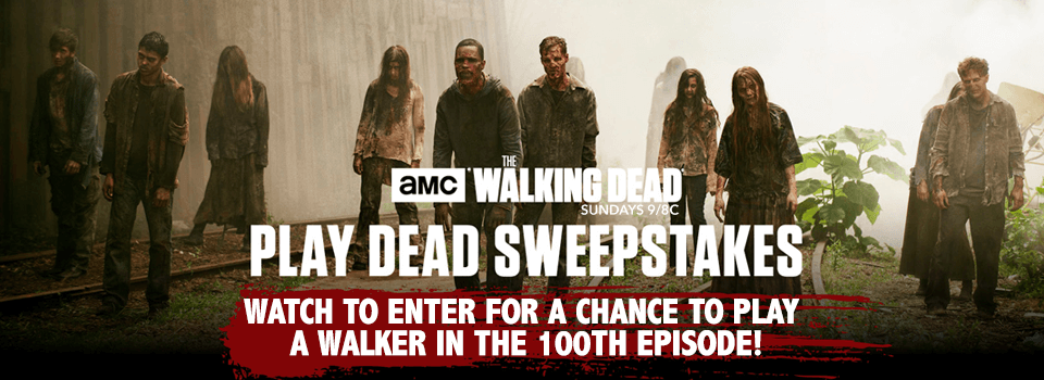 talking dead sweepstakes code amc the walking dead play dead sweepstakes code words 8643