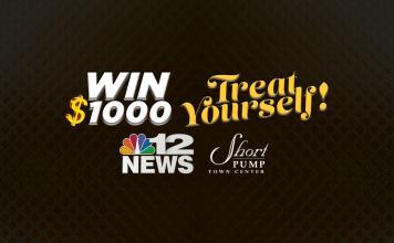 NBC12 $1000 Giveaway 2017 (NBC12.com/Win1k)