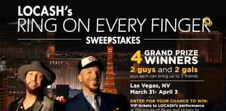 Ring On Every Finger Sweepstakes (RingOnEveryFinger.com)