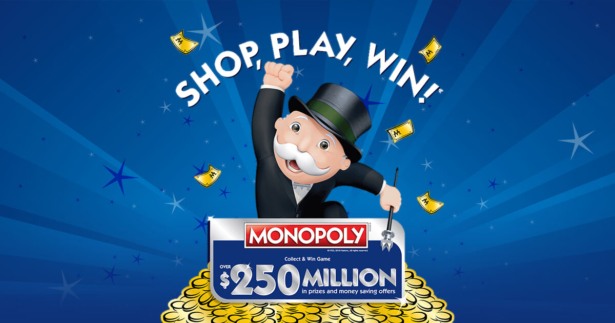 safeway monopoly sweepstakes monopoly game at safeway 2018 shopplaywin com winzily 4633