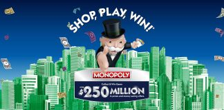 Monopoly Game At Safeway 2019 (ShopPlayWin.com)