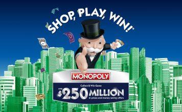 Monopoly Game At Safeway 2019 (ShopPlayWin.com)
