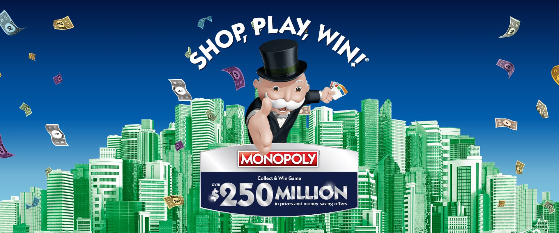image relating to Albertsons Monopoly Game Board Printable titled Monopoly Safeway 2019 ) - Winzily