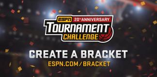 Allstate Tourney Challenge Sweepstakes 2017 (ESPN.com/Bracket)