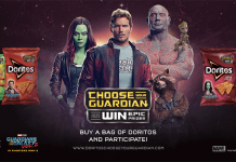 DORITOS Guardians of the Galaxy Vol. 2 Promotion (DoritosChooseYourGuardian.com)