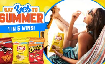 Lay's Say Yes To Summer Instant Win Game
