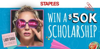 Staples For Students Sweepstakes 2017
