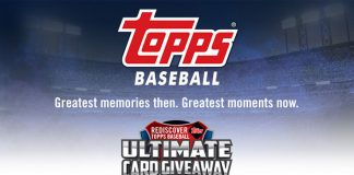 Topps Ultimate Card Giveaway