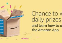 Amazon Prime Day Giveaway Sweepstakes 2017