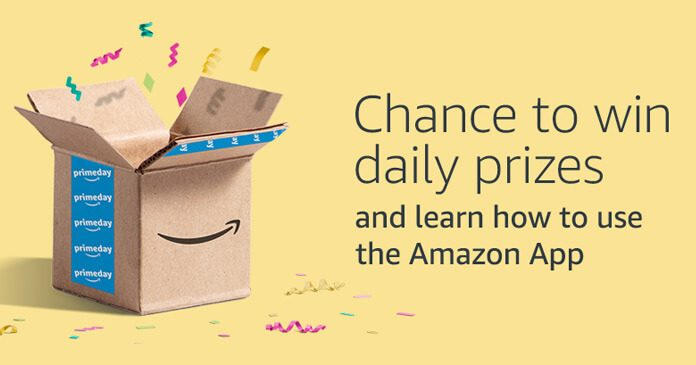 Amazon prime day giveaway