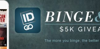 Investigation Discovery Binge & Win $5K Giveaway
