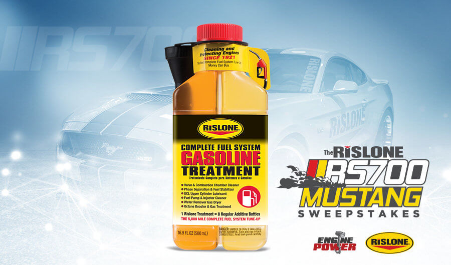 rislone gas treatment sweepstakes