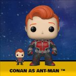 Conan As Ant-Man