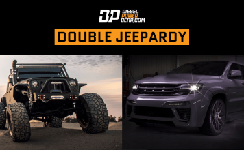 Diesel Brothers Double JEEPardy Giveaway