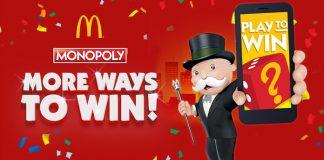McDonald's Monopoly 2017 (Australia)