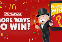 McDonald's Monopoly 2017 (New Zealand)