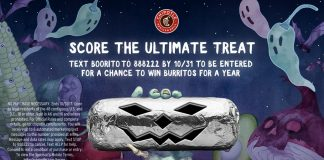 2017 Chipotle Burritos for a Year Sweepstakes