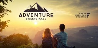 2017 Great American Country Adventure Sweepstakes