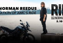 Ride With Norman Reedus Sweepstakes