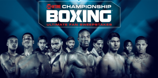 2017 Showtime Championship Boxing Sweepstakes