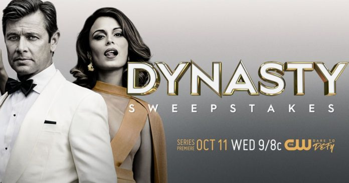 The CW Dynasty Sweepstakes