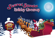 2017 Wheel Of Fortune Secret Santa Sweepstakes