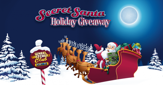 2018 Wheel Of Fortune Secret Santa Sweepstakes: SPIN ID Numbers