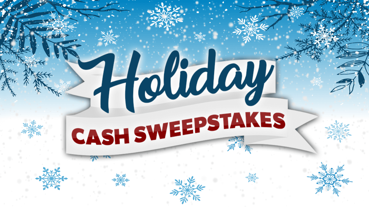 2017 the view holiday cash sweepstakes winzily