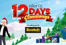 Ellen's 12 Days Of Giveaways 2018