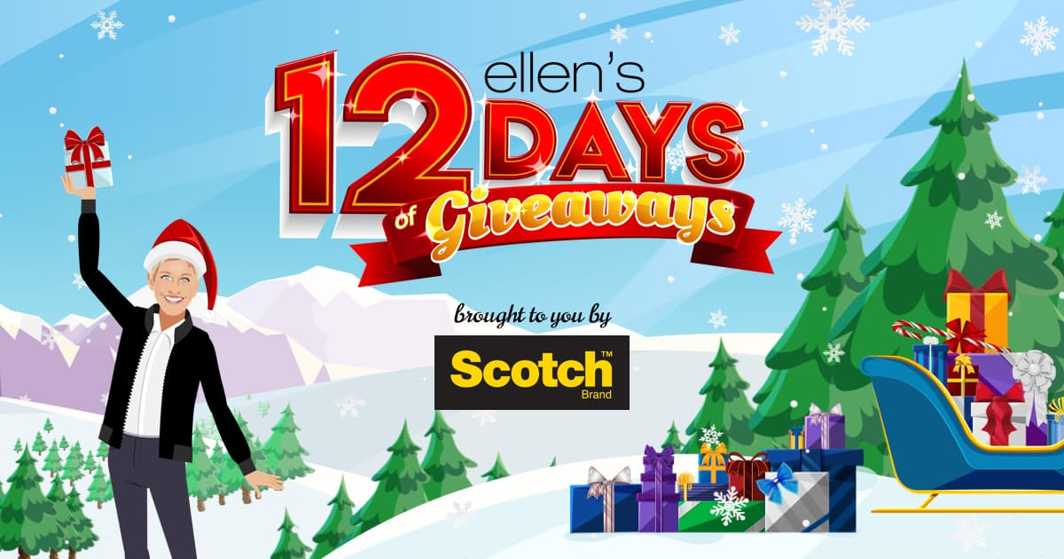 Ellen 12 Days Of Christmas 2020 Ellens 12 Days Of Christmas 2020 | Xtstqh.forumnewyear.site