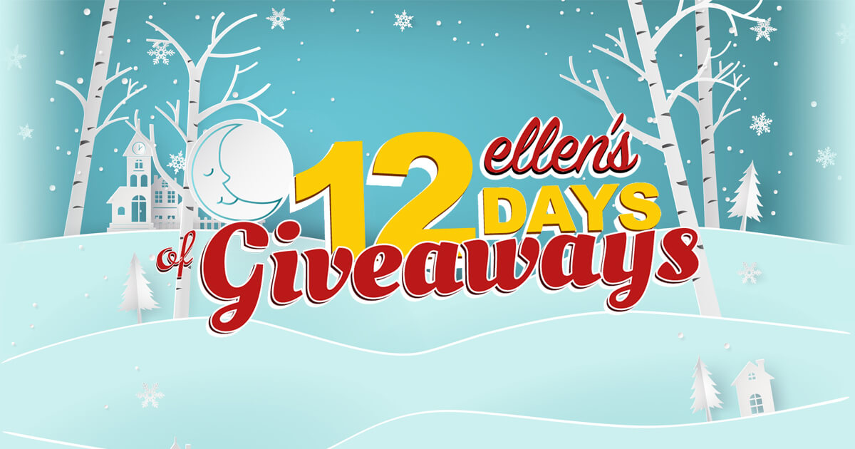 3bc9934fc07 kxtv celebrates ellen s 15 days of giveaways sweepstakes. official rules.  1. no purchase necessary to enter or to win. a purchase will not increase  your ...