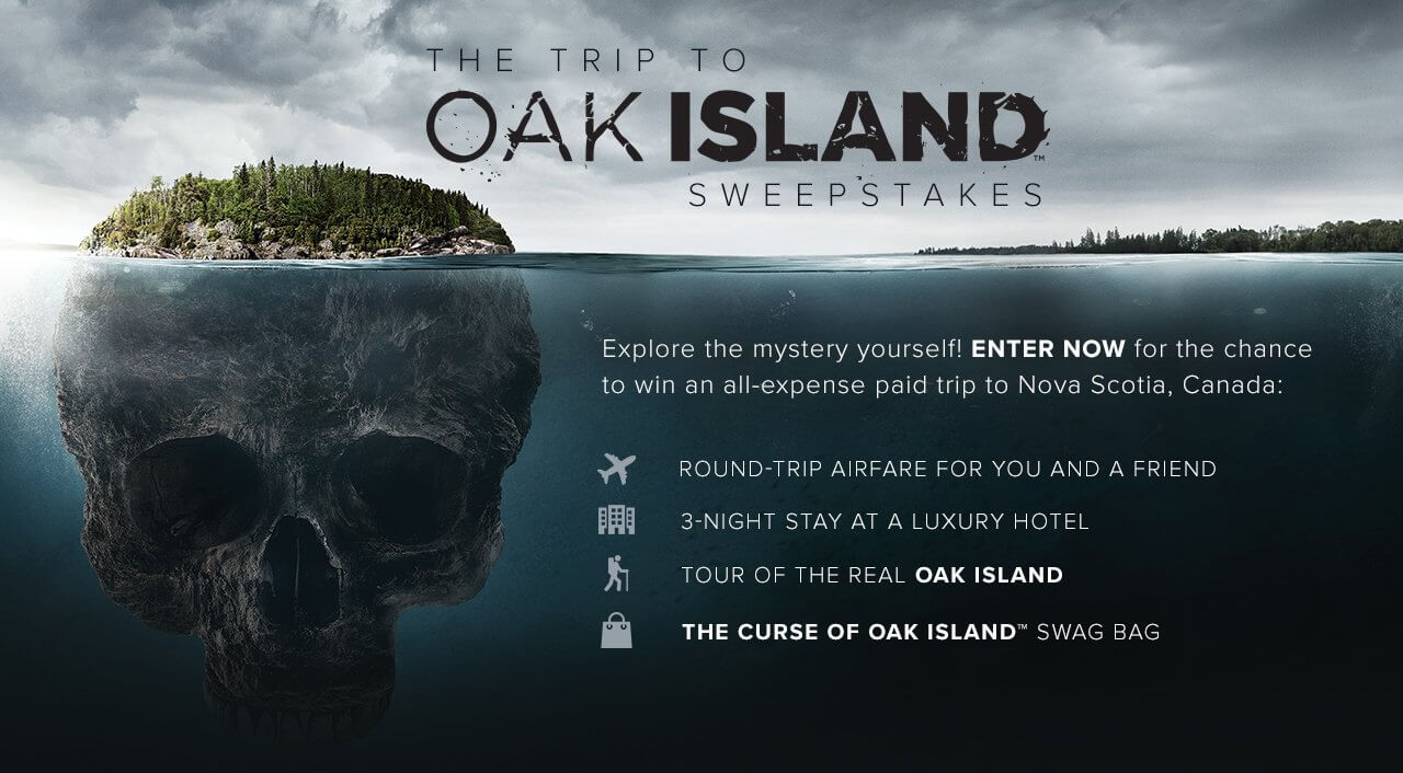 Watch Full Episodes Of The Curse Of Oak Island
