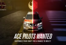 Nissan and Star Wars Master The Drive Sweepstakes