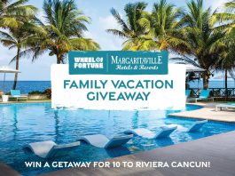Wheel Of Fortune Family Vacation Giveaway 2021