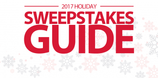 Holiday Sweepstakes Guide 2017