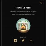 Fireplace Feels