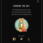 Vickers The Cat