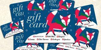 Bon-Ton Gift Card Giveaway 2017