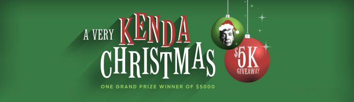 Investigation Discovery A Very Kenda Christmas Giveaway 2019