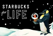 Starbucks For Life Game 2017