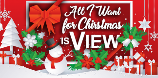The View All I Want For Christmas Is View Sweepstakes