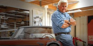 CNBC Jay Leno's Dream Garage Tour Sweepstakes