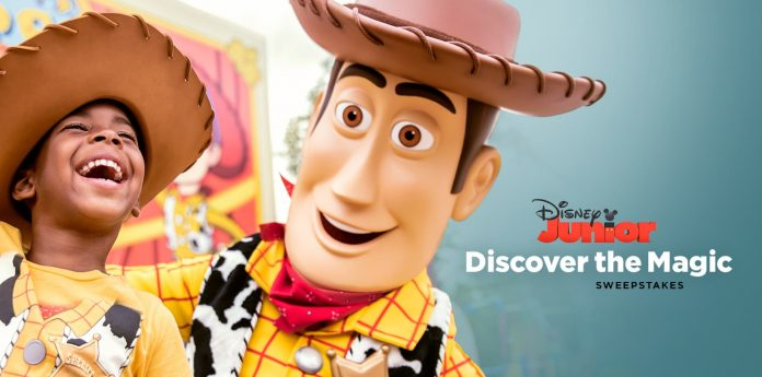 Disney Jr Discover The Magic Sweepstakes