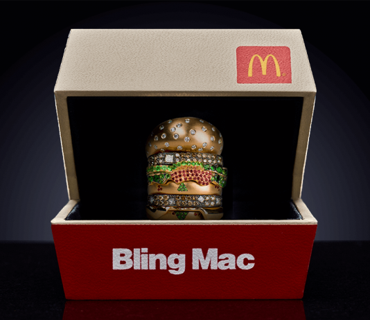 McDonald's Bling Mac Contest 2018