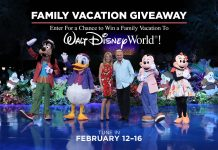 Wheel Of Fortune Disney World Family Vacation Sweepstakes 2018